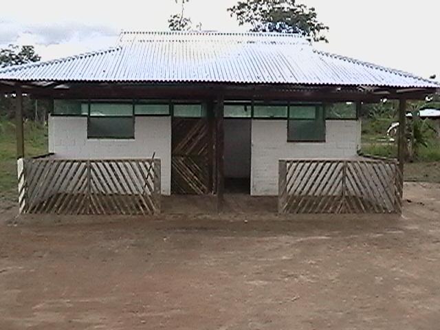 Casa Ministerio de vivienda – Vichada