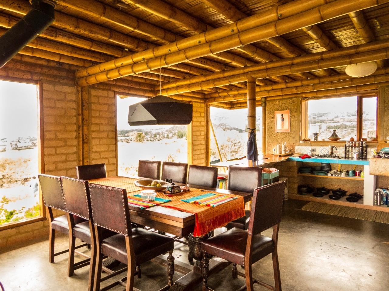 Casa Fabricio y Gusbey - Guasca, Cundinamarca2