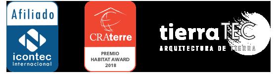 Tierratec certificaciones logos