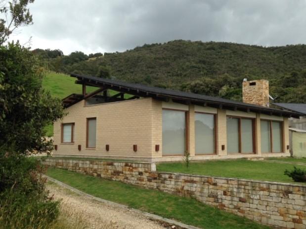 Casa Helena de Groot - Sesquile, Cundinamarca-portada