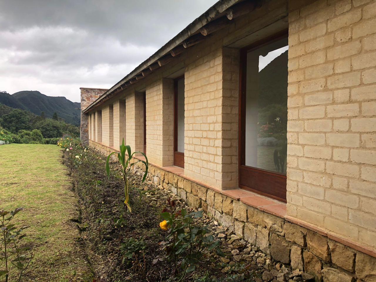 Casa Mercedes Borrero - Tabio, Cundinamarca-portada