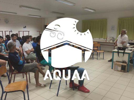 Formaciones Asociación AQUUA, Cayenne – Guayana Francesa